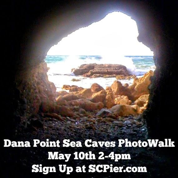 Dana Point Sea Caves PhotoWalk