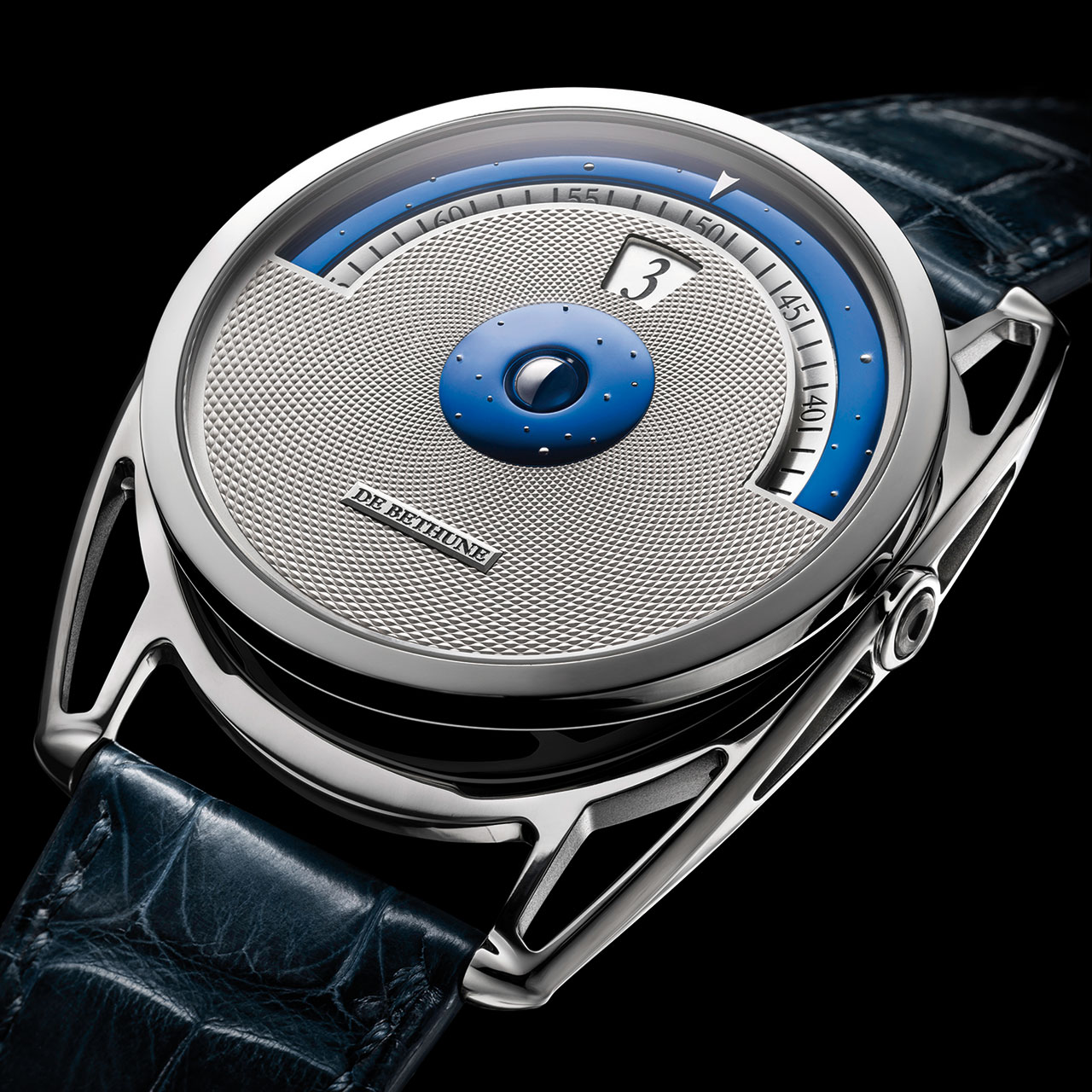 De Bethune DB28 Digitale Watch