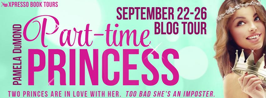 Part-Time Princess Book Blitz