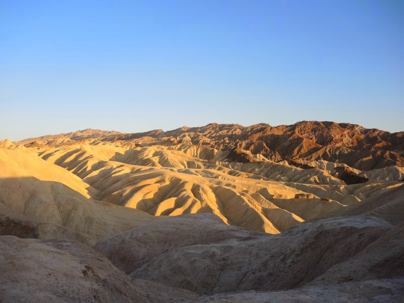 Death Valley National Park 死谷國家公園 (下)