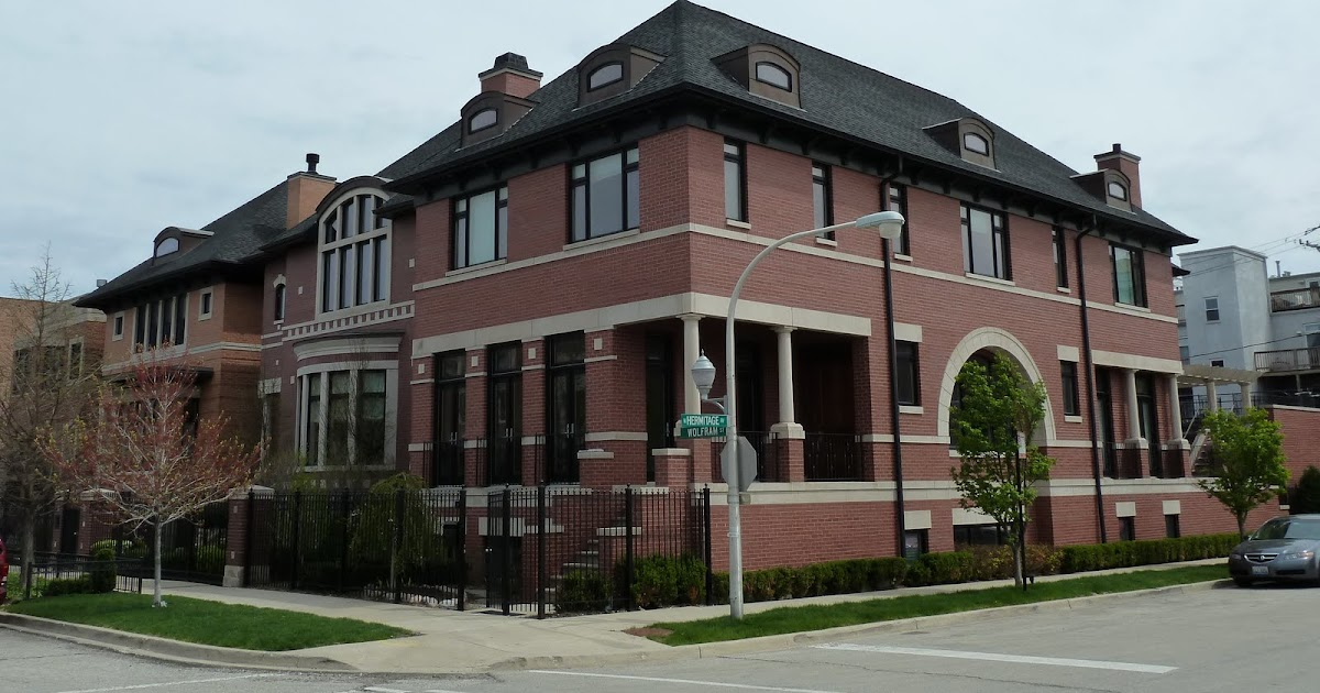 """The Chicago Real Estate Local: Luxury enclave in """"way out ..."""
