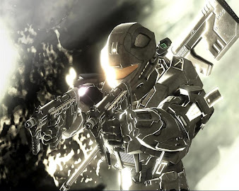 #43 Halo Wallpaper