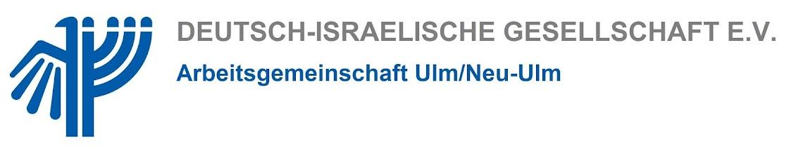 Deutsch-Israelische Gesellschaft Ulm/Neu Ulm