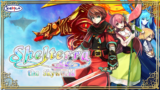 RPG Shelterra the Skyworld Apk v1.1.0g Full [Sem Root / Non-Root]