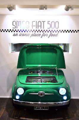 Frigoríficos Smeg 500, para amantes del Fiat 500