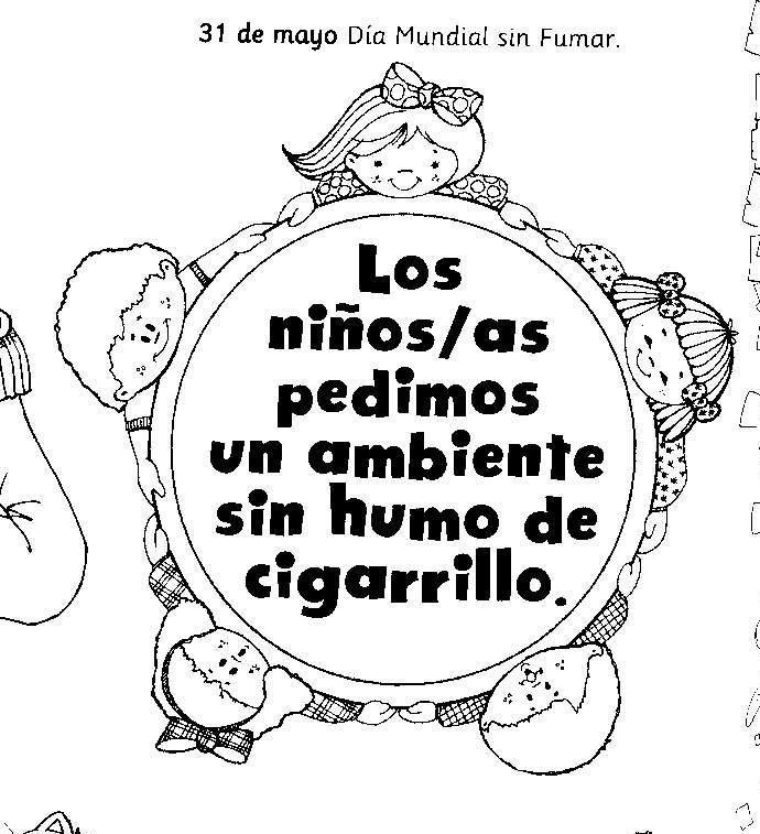 Debate dia mundial del tabaco p gina 2 for Cuarto dia sin fumar