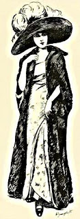 large collared cloak with arm slits