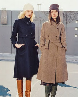 long coats for girls in winter
