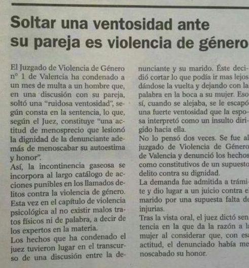 Feminazis en España
