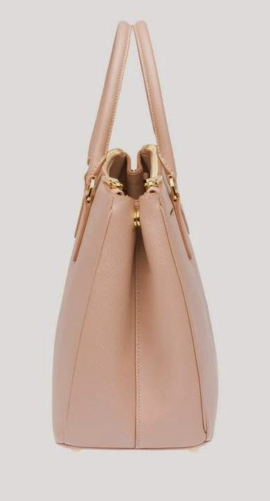 Prada Saffiano Lux Leather Totes