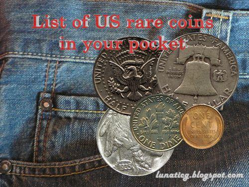 US rare coins