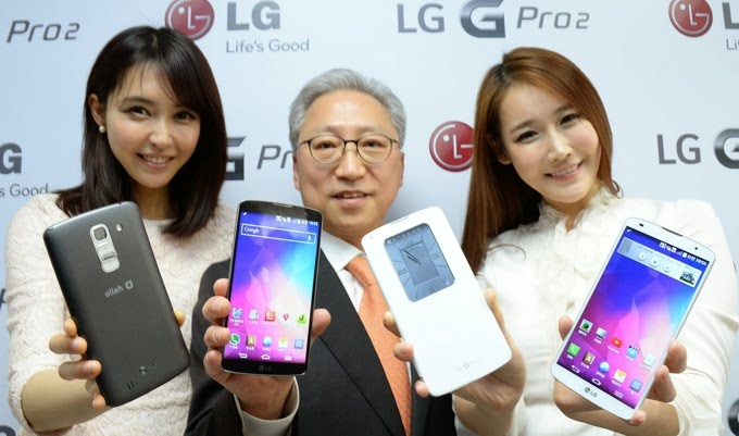 LG G Pro 2 to be landed in South Korea on February 21