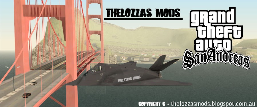 TheLozza's Mods
