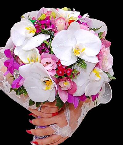Hoa cưới cầm tay 04