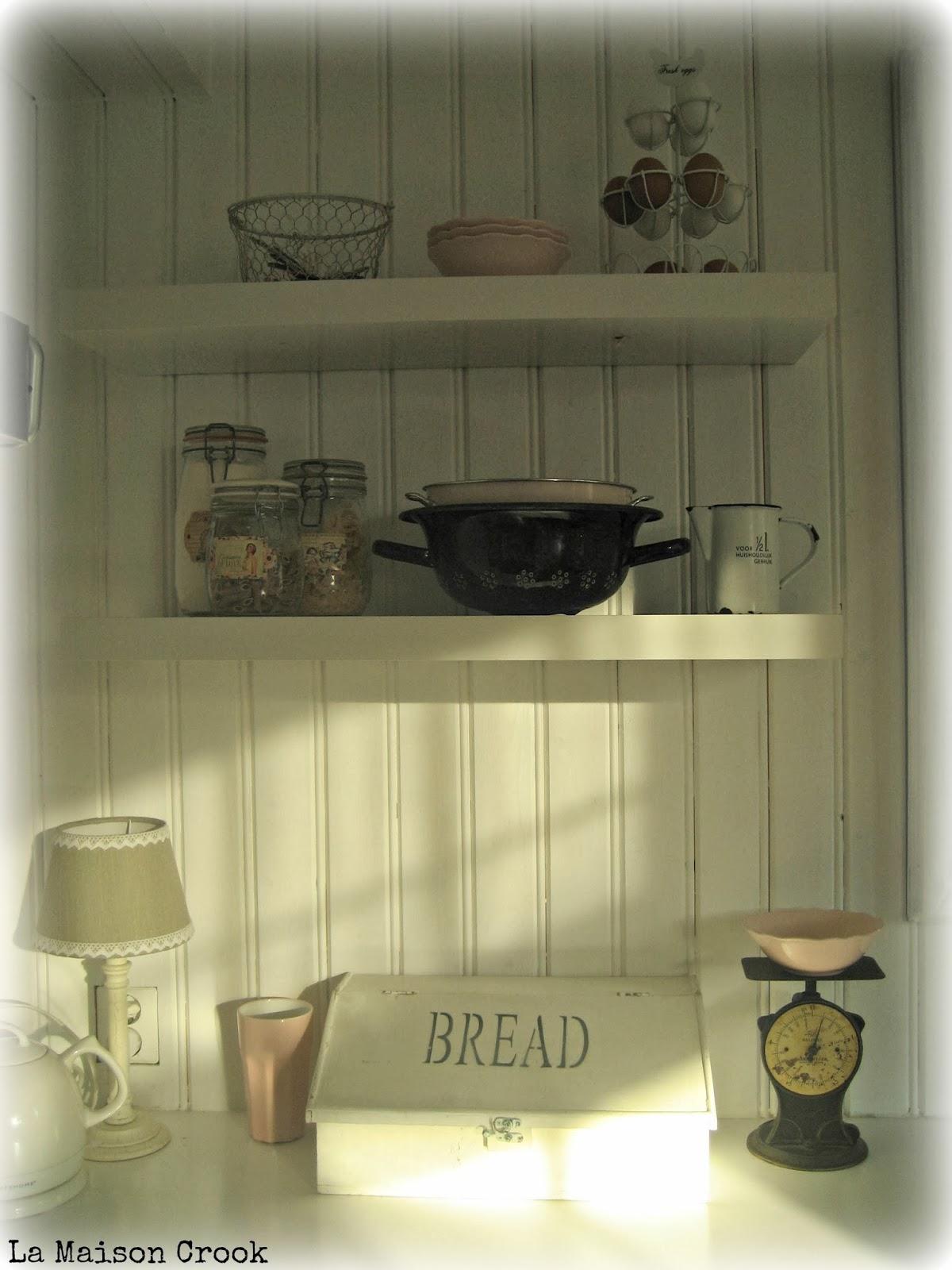 La maison crook: keuken metamorfose