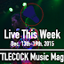 Live This Week: Dec. 13th-19th, 2015