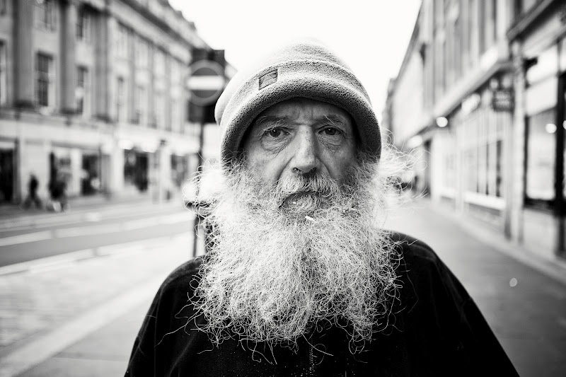 Newcastle Homeless Man Find Newcastle's Homeless