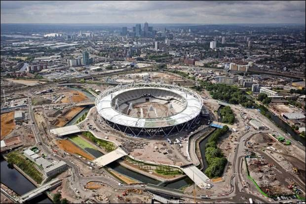 Olympic Stadium - London, England