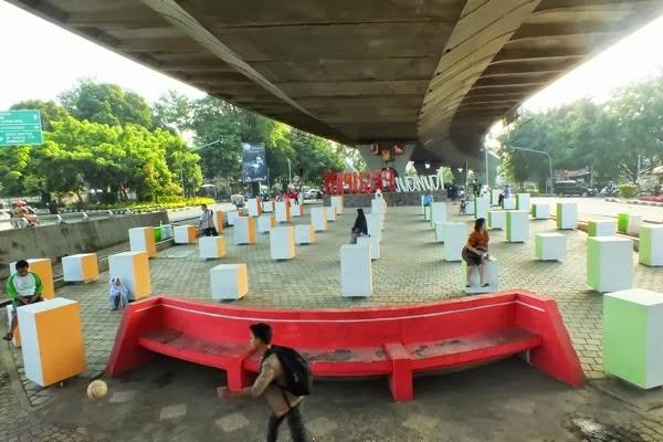 Taman Jomblo Taman-Taman Unik di Bandung Yang Patut Dikunjungi