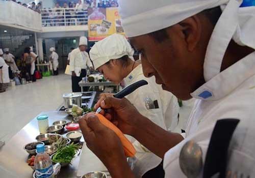 Más de 40 chefs compiten para ir a la Copa Continental