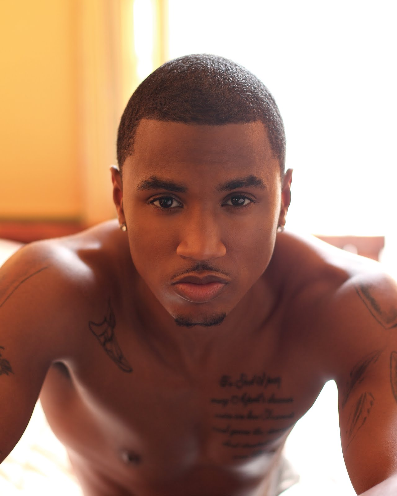 Trey Songz Unrivalled And Set For Vodafone 020 Live Freshie A