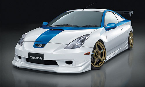 Virtually Any Toyota Celica Using This Occasion Around Time Period Had Been  Entertaining To Be Able To Chuck Around Because Of Highly Reactive  Directing, ...