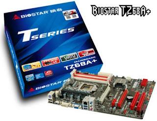 Biostar TZ68A+