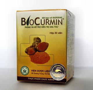 Biocurmin có giá bao nhiêu và bán ở đâu