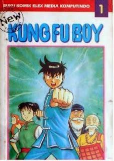 New Kungfu Boy Bekas Lengkap