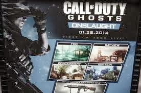 Call Of Duty Ghosts Maps Dlc on