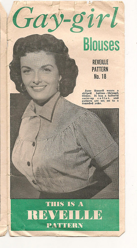 Reveille Vintage Sewing Patterns Late 1940s To Early 1960s Debrafide