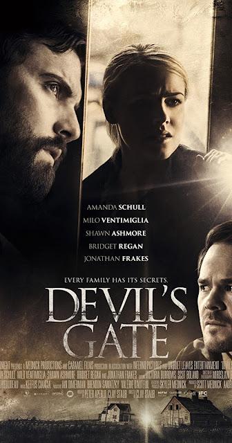 Devil's Gate (2017) ταινιες online seires oipeirates greek subs