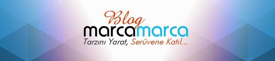 Marcamarca' ile Tarzını Yarat Serüvene Katıl...