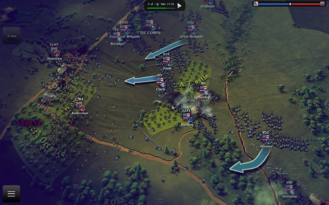 Ultimate General Gettysburg PC Games Gameplay