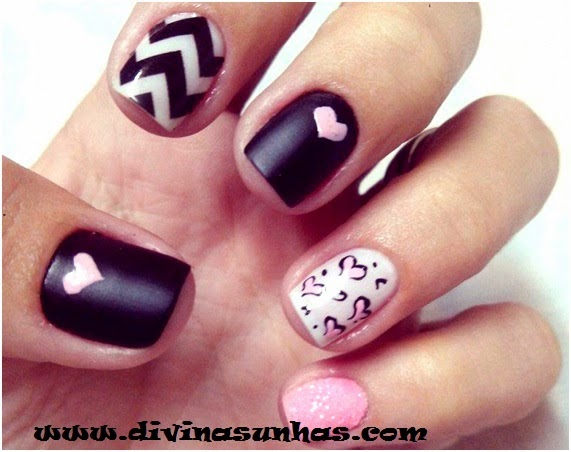 FOTOS DE UNHAS DECORADAS COM A DESIGNER FRANCIELLE GONÇALVES