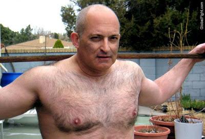 blad gay dad - hot daddy - sexy hairy dad