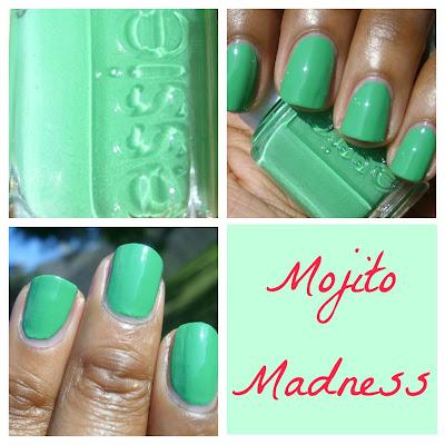 Essie Mojito Madness