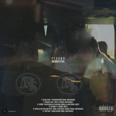 Universus - Piezas Incompletas EP [2015]