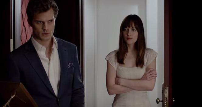 Sinopsis Film Fifty Shades Of Grey 2015 (Dakota Johnson, Jamie Dornan)