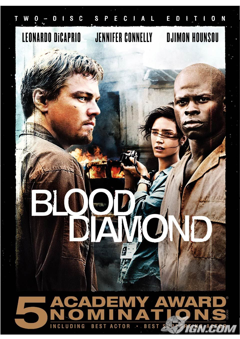 the movie blood diamond To an extent, blood diamond is a victim of its own length while the film includes a number of disturbing political and sociological insights, the adventure story is tepid and loses momentum as the storyline bogs down the main character, played by.