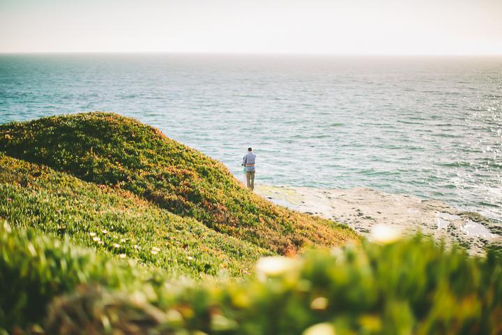Santa Cruz Wedding Photographer, engagement, beach