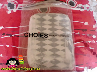 choies bag order review