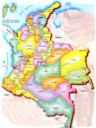 Mapa Geológico de Uruguay. Lo puedes descargar a mayor escala desde aquí. mapa colombia