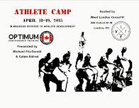 West London CrossFit  Athlete Camp - Apr.18-19
