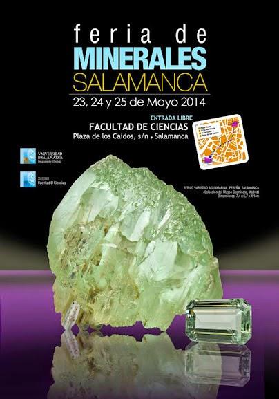 FERIA DE MINERALES SALAMANCA