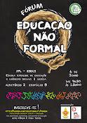 Fórum de educação não formal