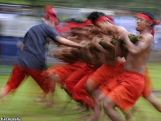 Bumbu Gila, Atraksi Mistis Khas Maluku - FaceLeakz