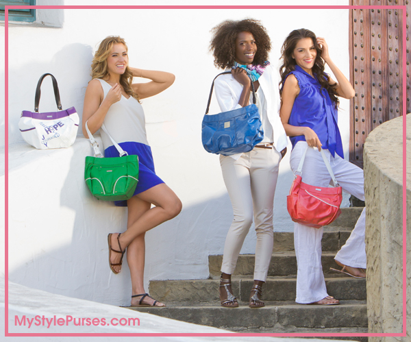 Shop all the Miche May 2012 Coastal Escape Shells