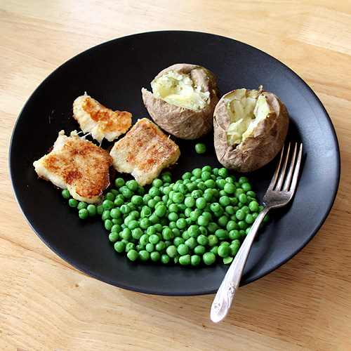 Foy update quick fish dinner for busy summer nights recipe for Easy fish dinner
