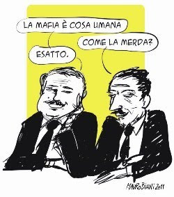 Presentata a Palermo l'Agenda dell'Antimafia 2012